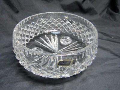 Vintage Crystal Bowl
