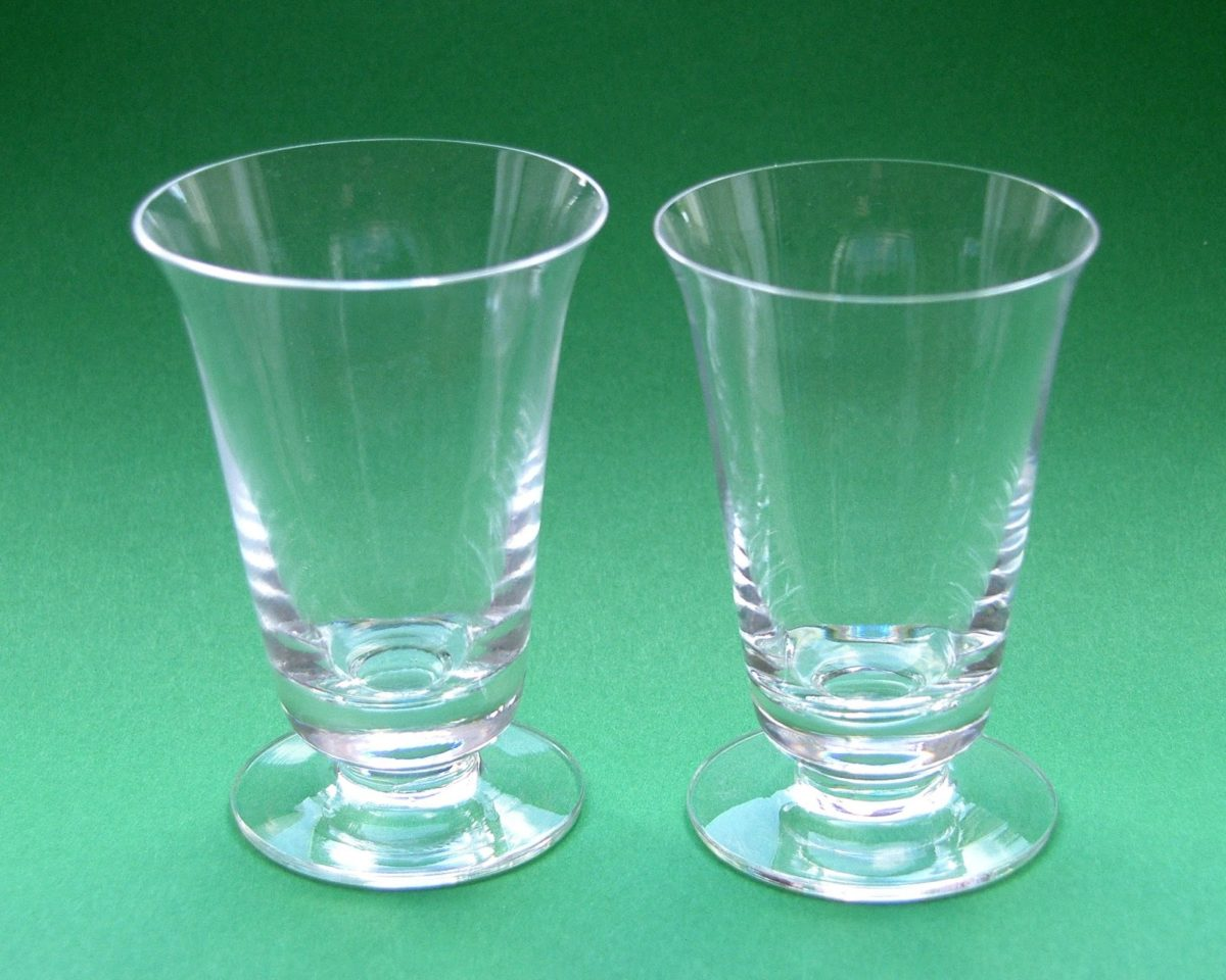 Syllabub glasses